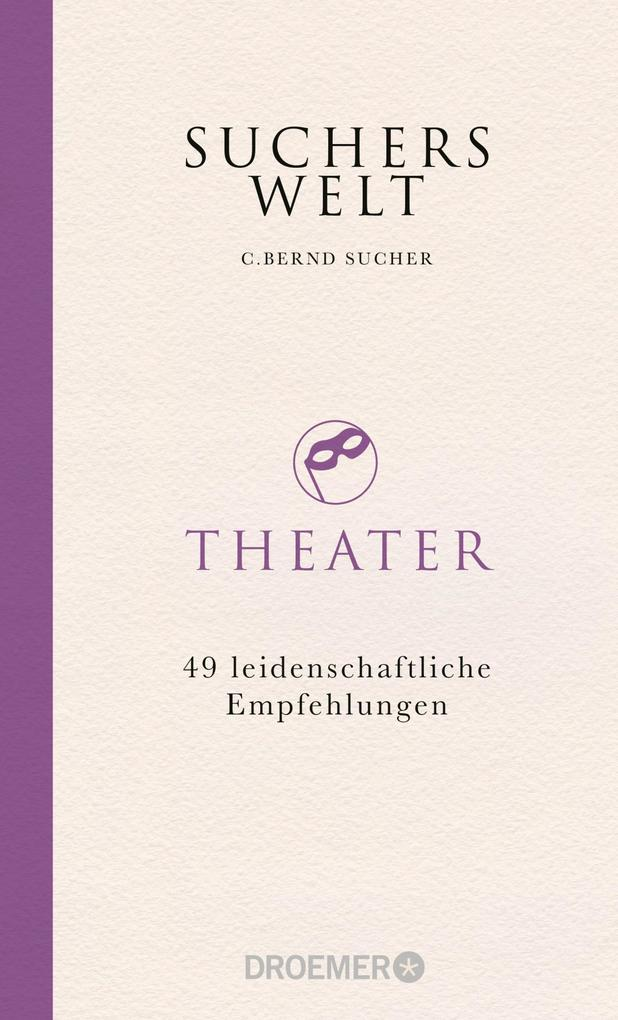 Suchers Welt: Theater als eBook