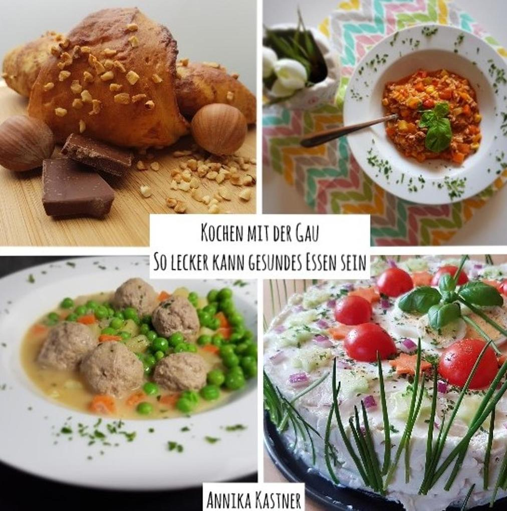 Kochen mit der Gau als eBook