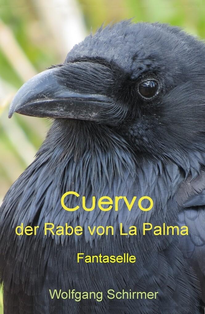 Cuervo - der Rabe von La Palma als eBook