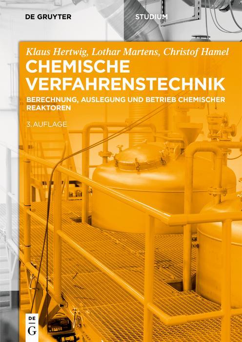Chemische Verfahrenstechnik als eBook