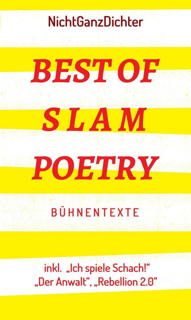 Best of Slam Poetry als eBook