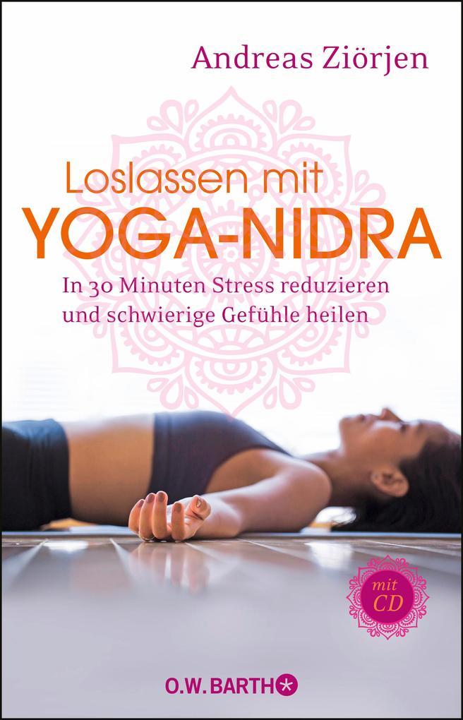 Loslassen mit Yoga-Nidra als Buch