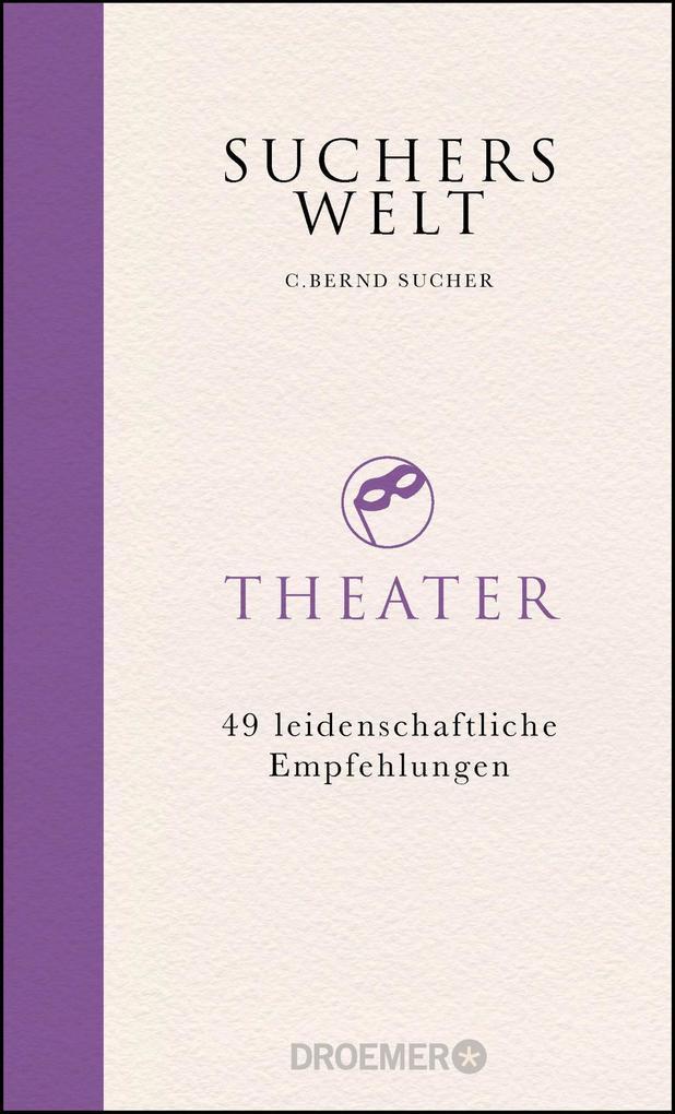 Suchers Welt: Theater als Buch