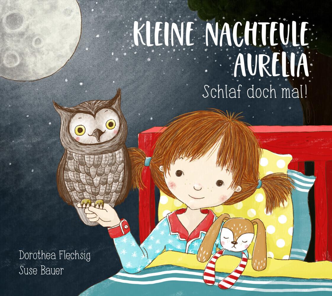 Kleine Nachteule Aurelia als Buch