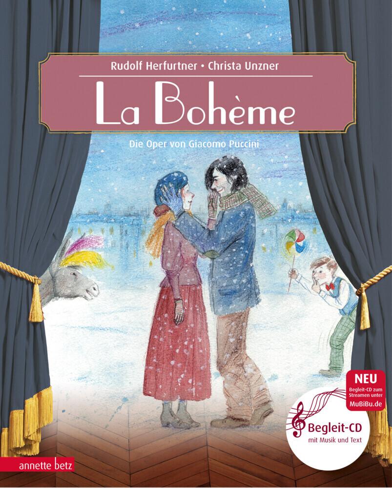 La Bohème als Buch (gebunden)