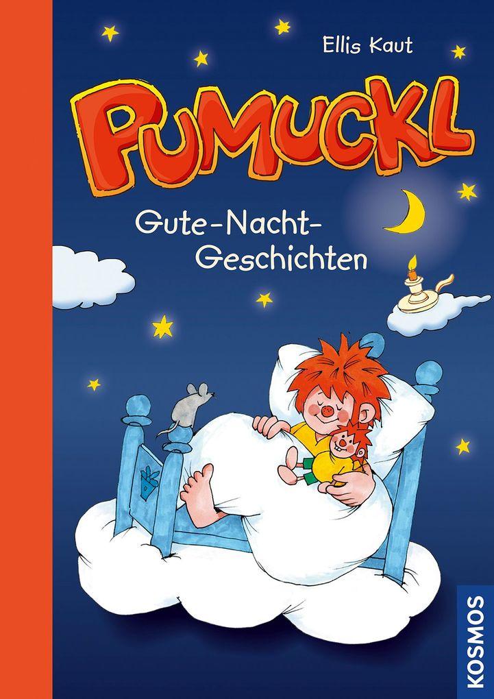 Pumuckl Vorlesebuch - Gute-Nacht-Geschichten als Buch