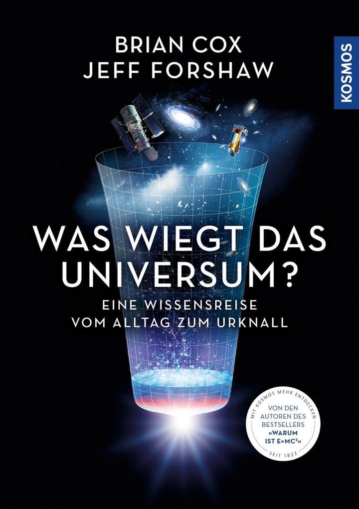 Was wiegt das Universum? als Buch (gebunden)