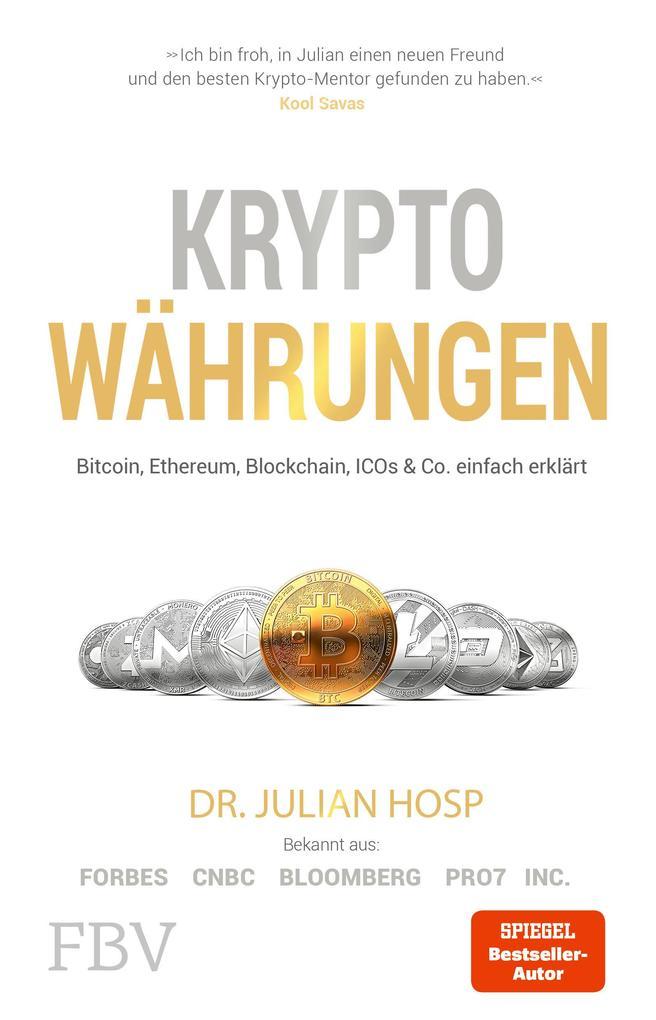 Kryptowährungen als Buch