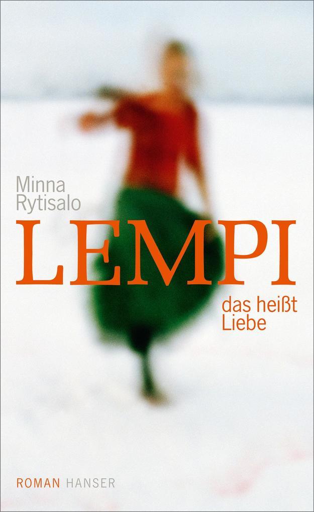 Lempi, das heißt Liebe als Buch