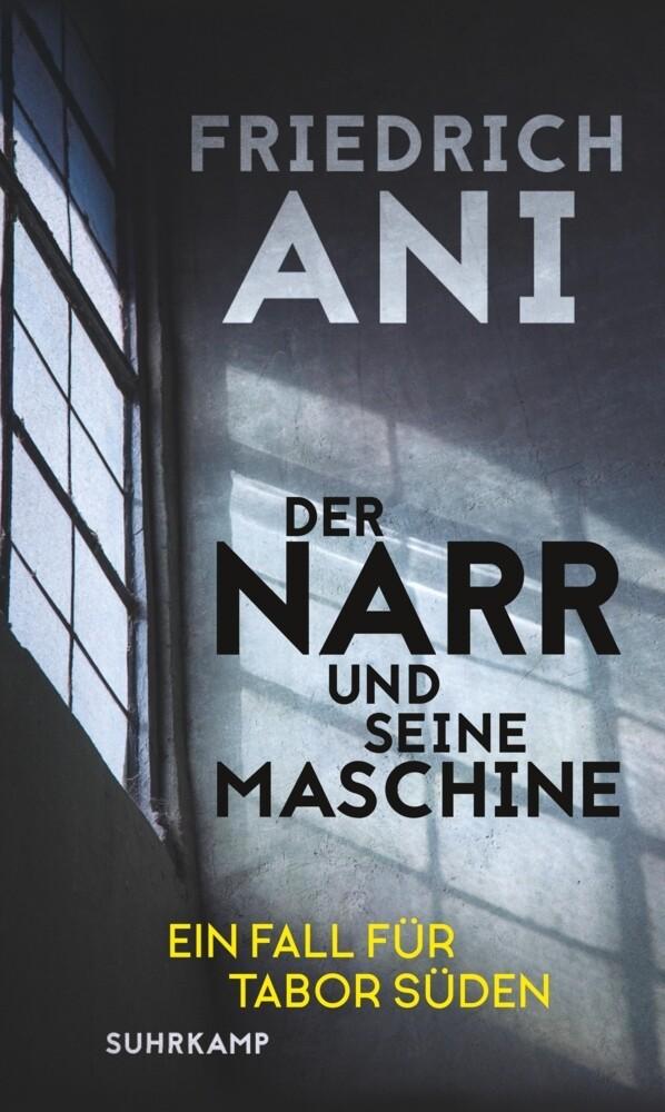Der Narr und seine Maschine als Buch