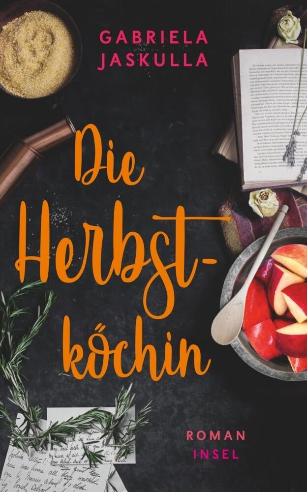 Die Herbstköchin als Buch