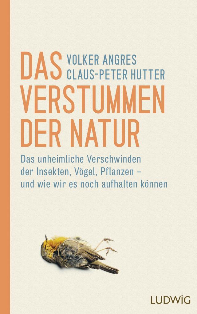 Das Verstummen der Natur als eBook
