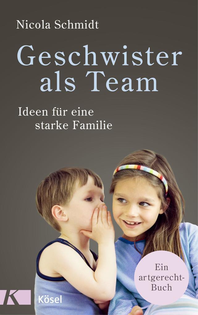 Geschwister als Team als eBook