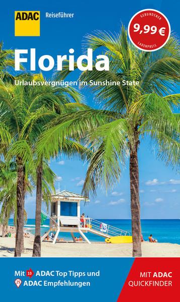 ADAC Reiseführer Florida als Buch
