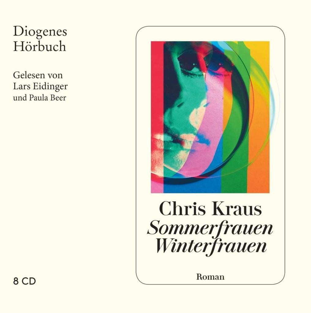 Sommerfrauen, Winterfrauen als Hörbuch