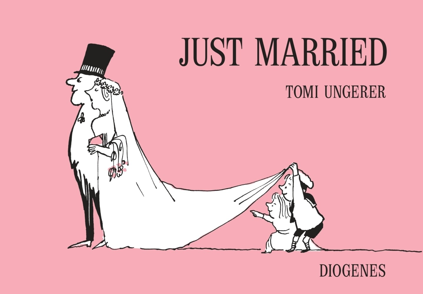 Just Married als Buch