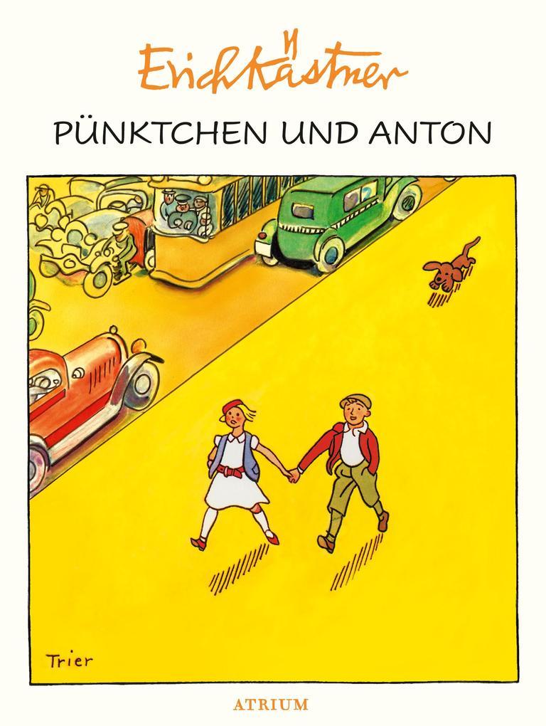 Pünktchen und Anton als Buch (gebunden)