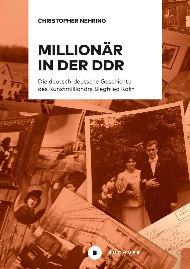 Millionär in der DDR als eBook