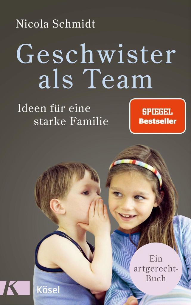 Geschwister als Team als Buch