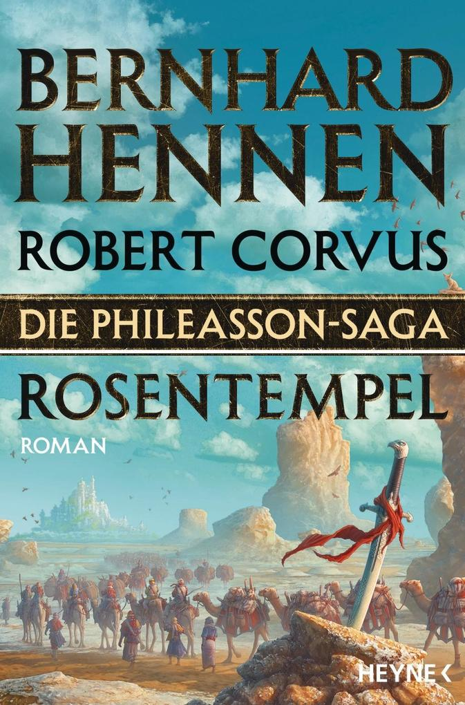 Die Phileasson-Saga - Rosentempel als Taschenbuch