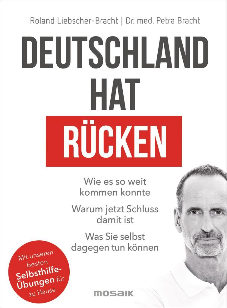 Deutschland hat Rücken als Buch