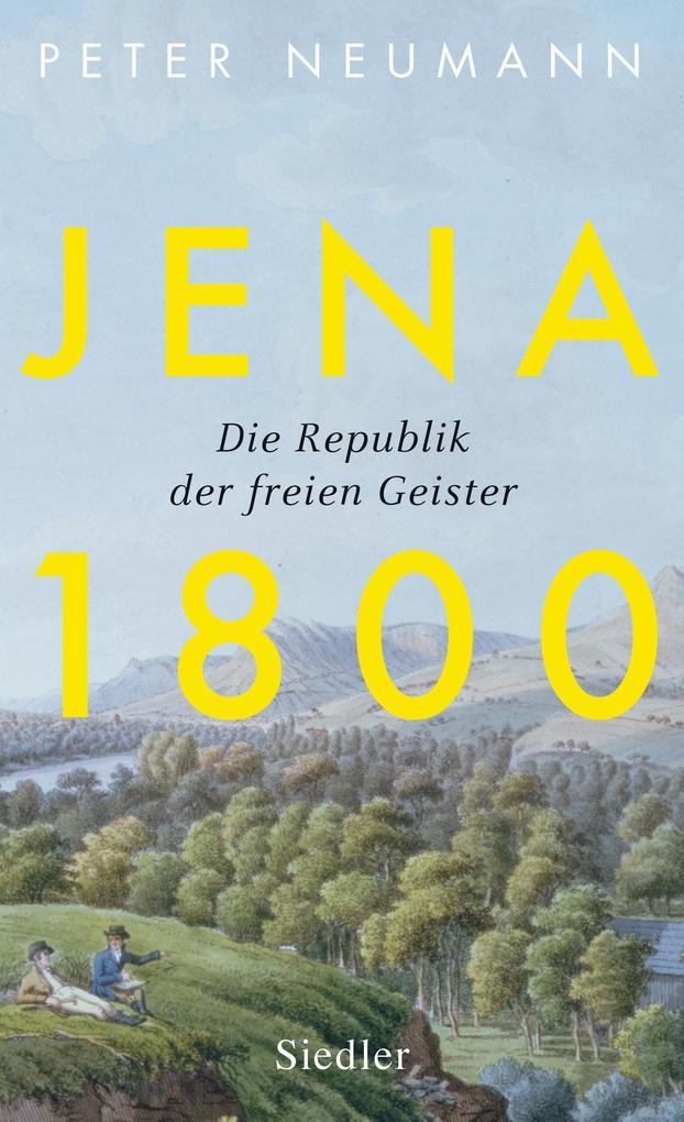 Jena 1800 als Buch (gebunden)