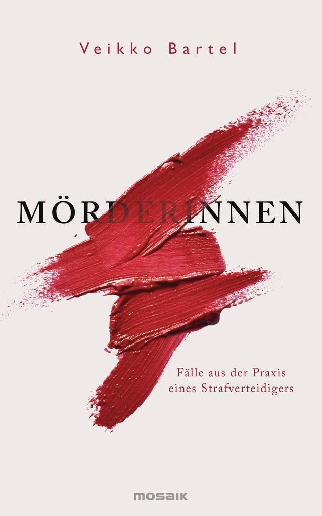 Mörderinnen als Buch