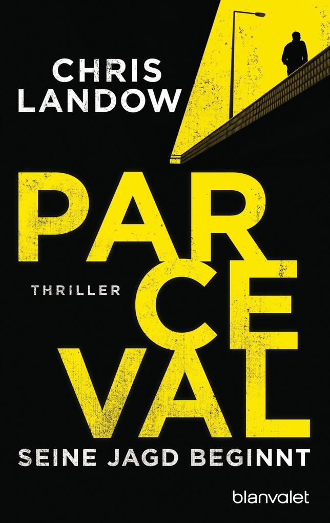 Parceval - Seine Jagd beginnt als Taschenbuch