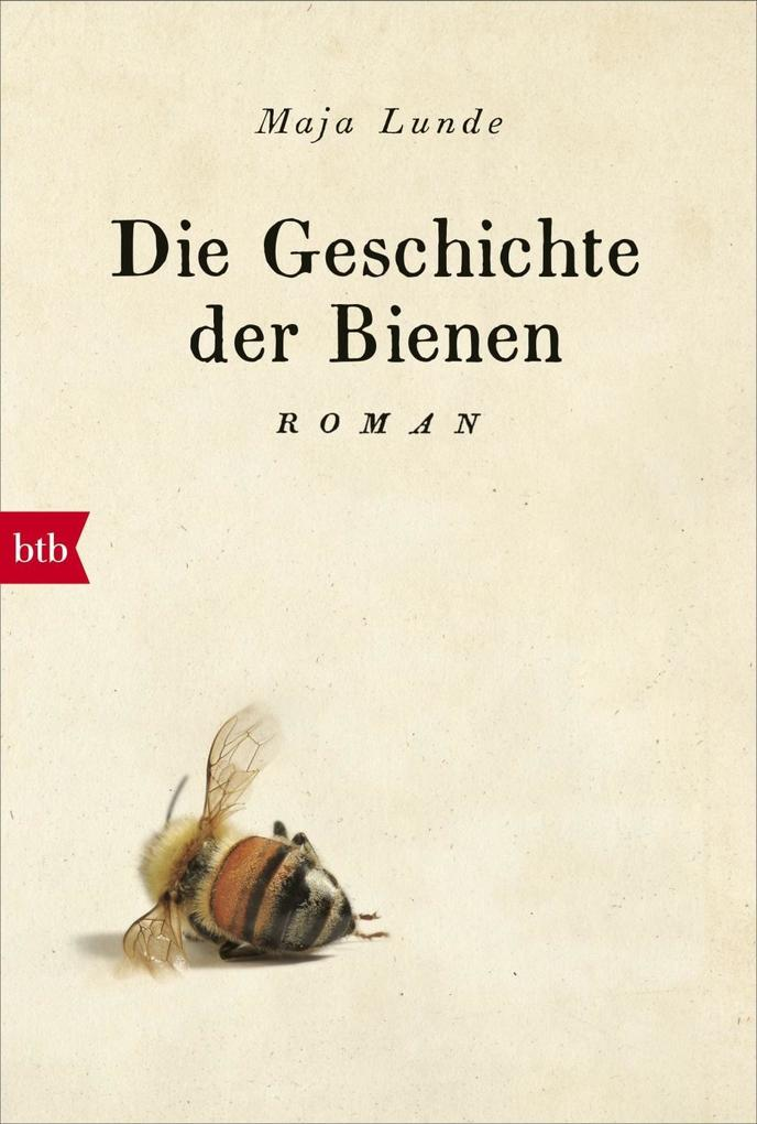 Die Geschichte der Bienen als Taschenbuch