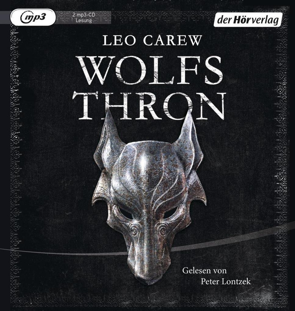 Wolfsthron als Hörbuch