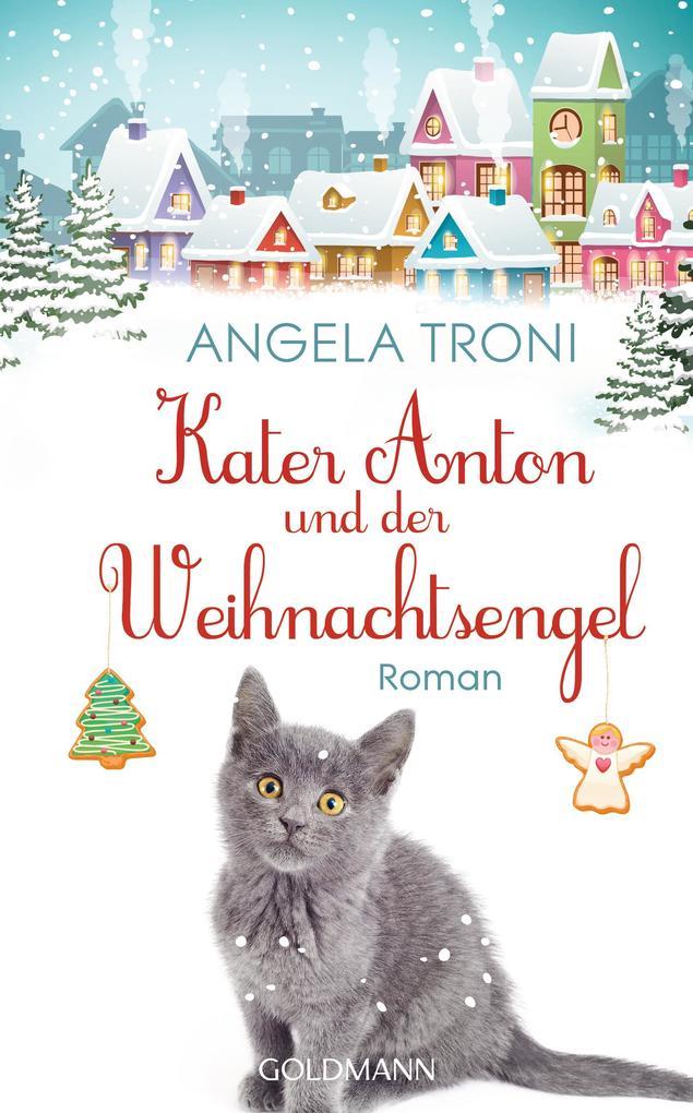 Kater Anton und der Weihnachtsengel als Buch