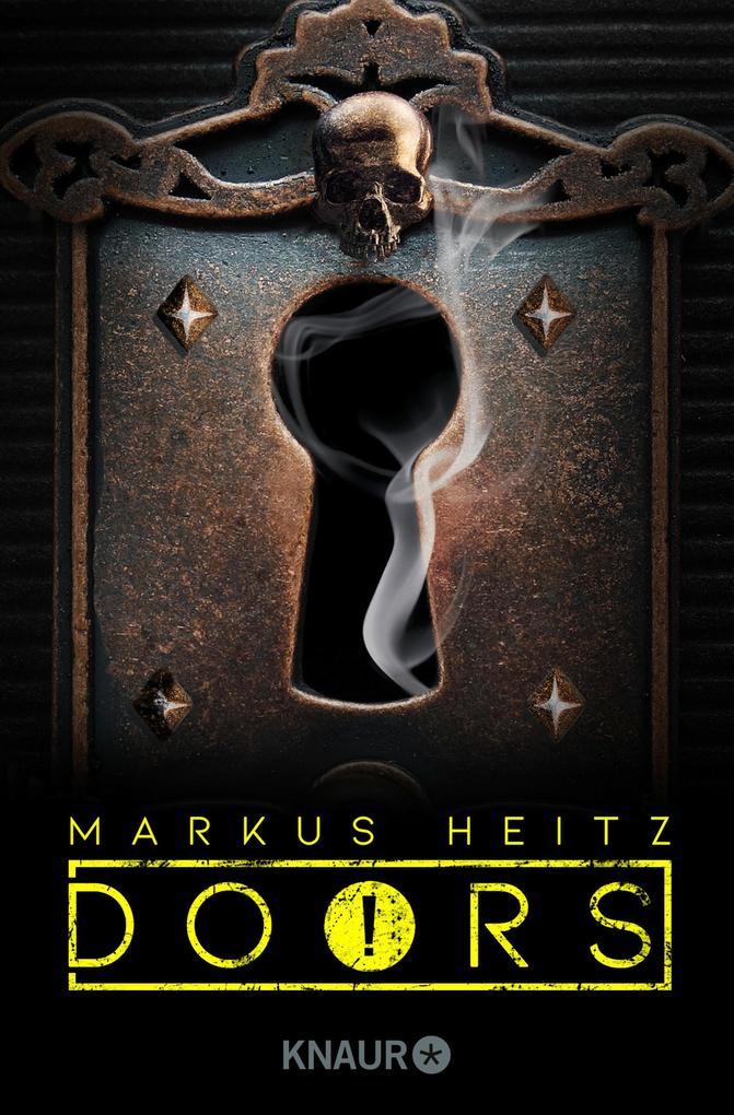 DOORS ! - Blutfeld als eBook