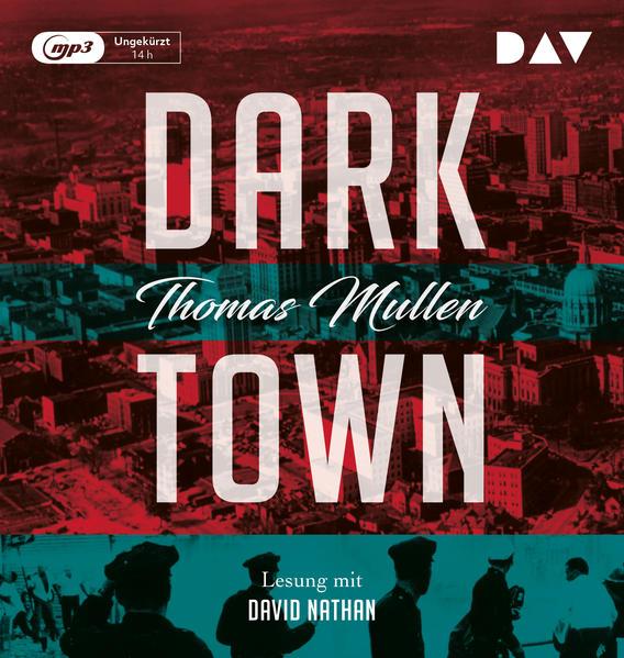 Darktown als Hörbuch CD