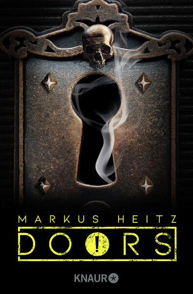 DOORS ! - Blutfeld als Taschenbuch