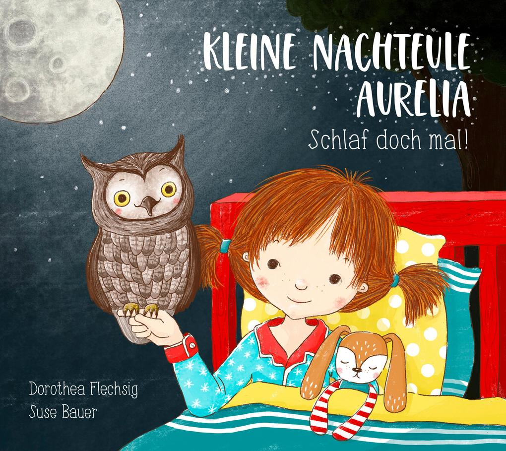 Kleine Nachteule Aurelia als eBook