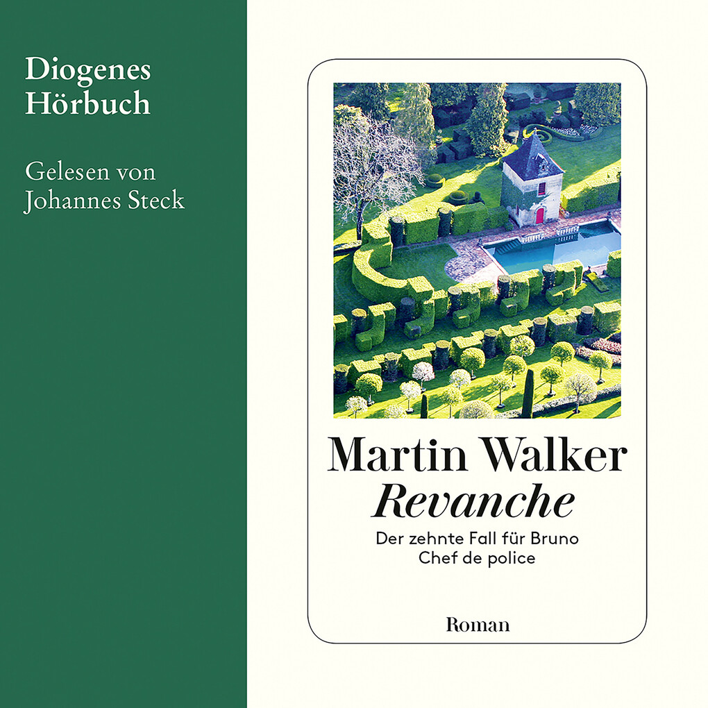 Revanche als Hörbuch Download