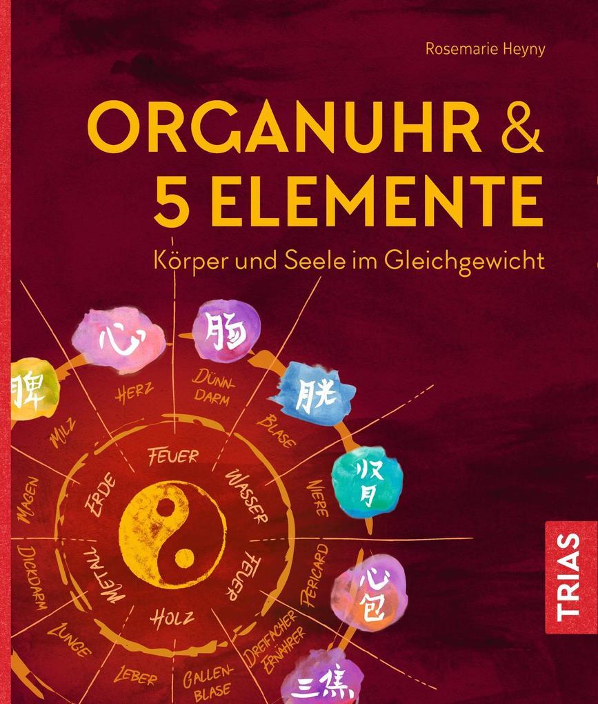 Organuhr & 5 Elemente als Buch