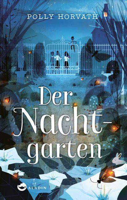 Der Nachtgarten als Buch