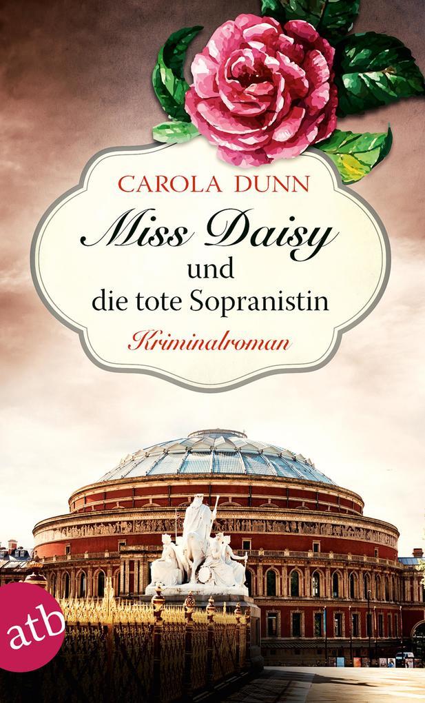 Miss Daisy und die tote Sopranistin als Taschenbuch