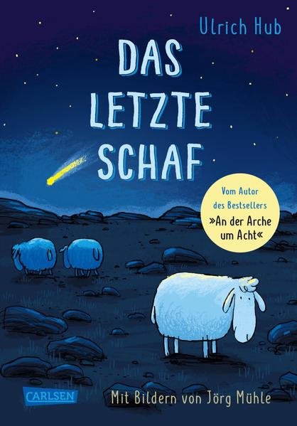 Das letzte Schaf als Buch (gebunden)