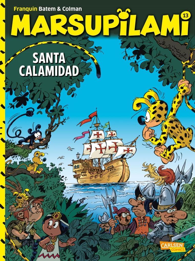 Santa Calamidad