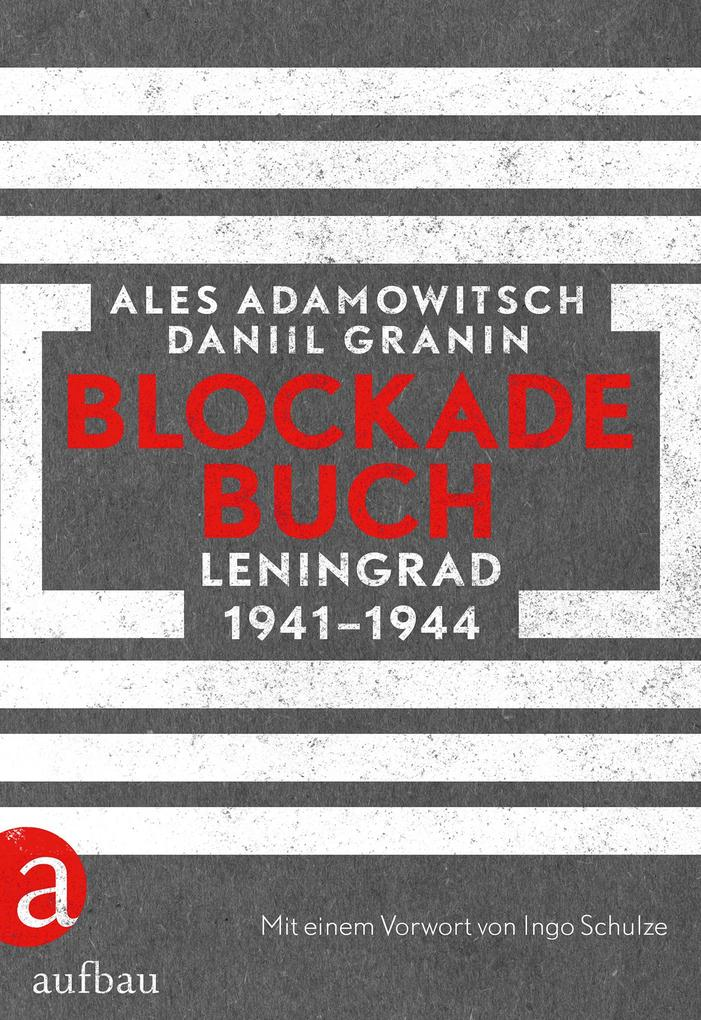 Blockadebuch als eBook