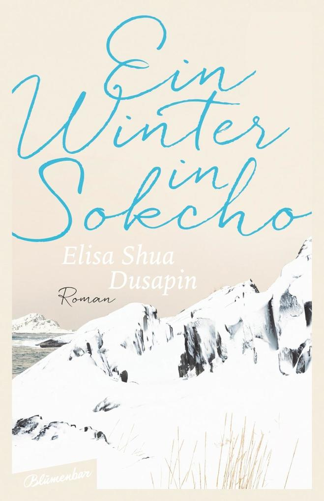 Ein Winter in Sokcho als eBook