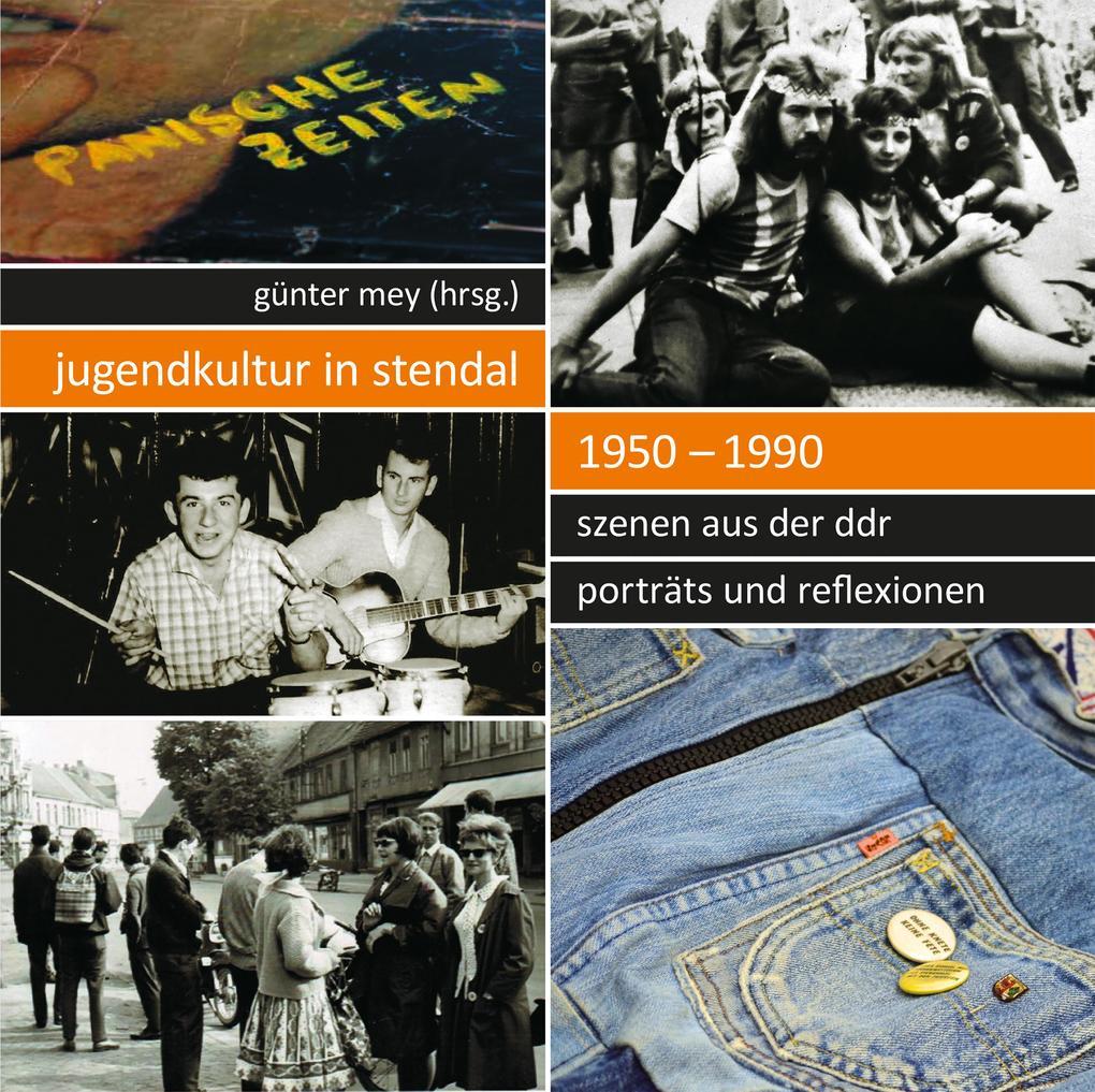 Jugendkultur in Stendal: 1950-1990 als eBook