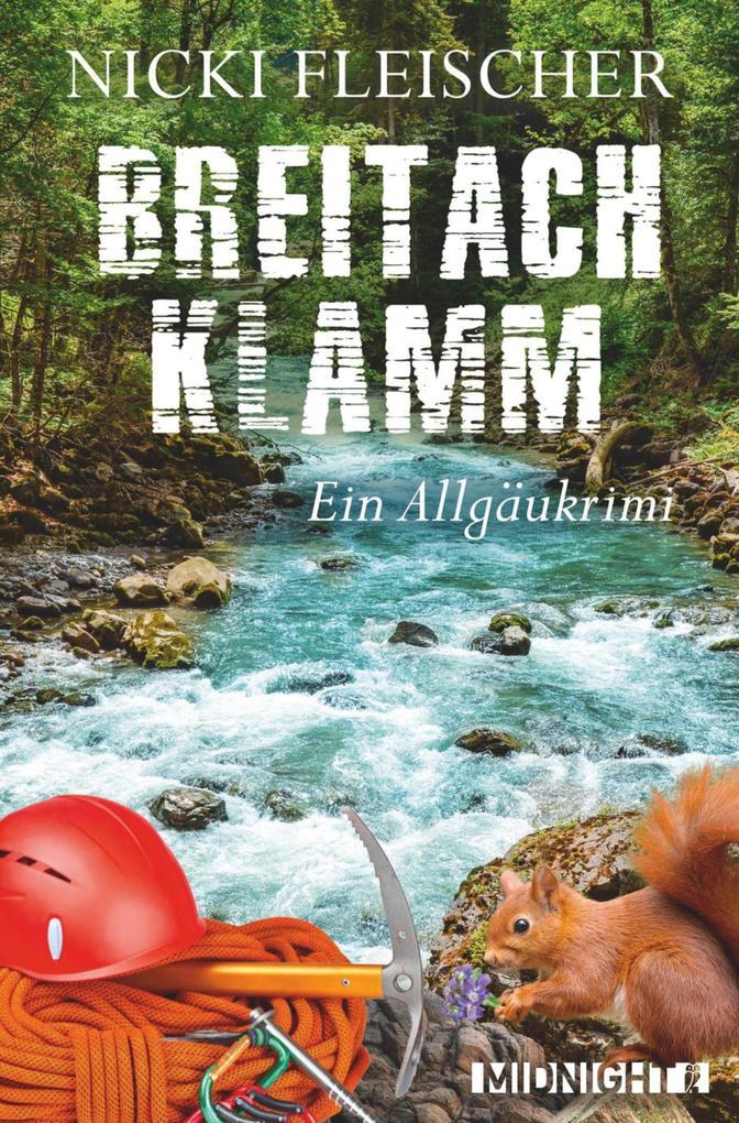 Breitachklamm als eBook