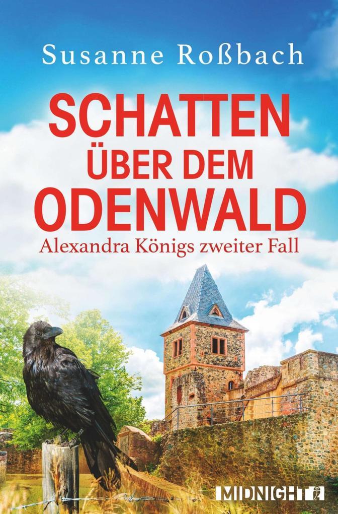 Schatten über dem Odenwald als eBook