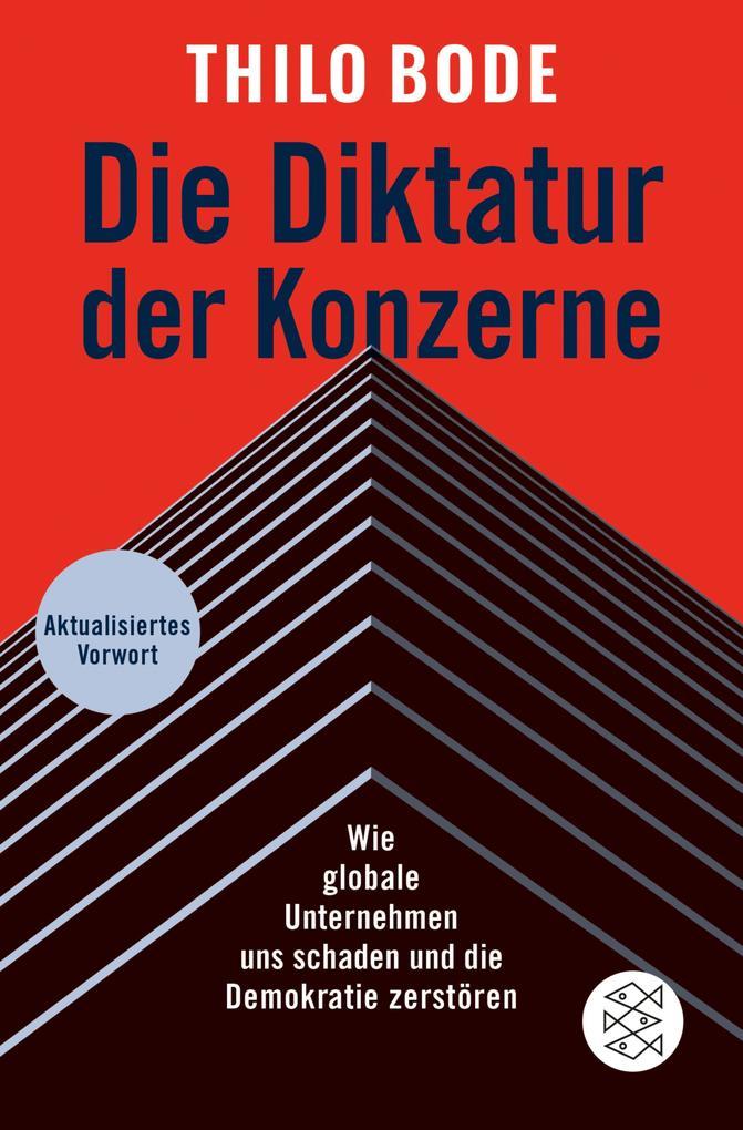 Die Diktatur der Konzerne als eBook