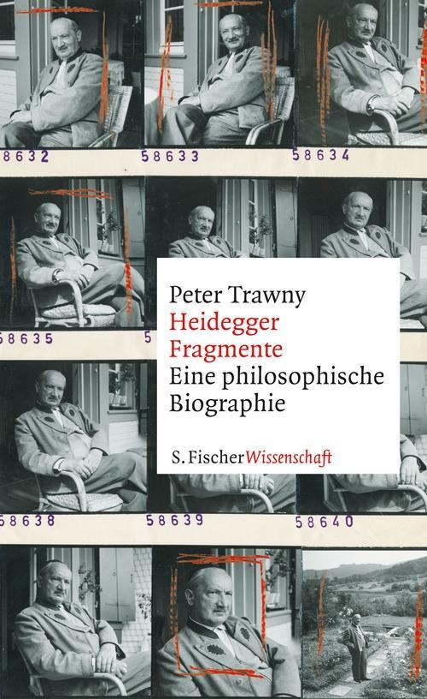 Heidegger-Fragmente als eBook