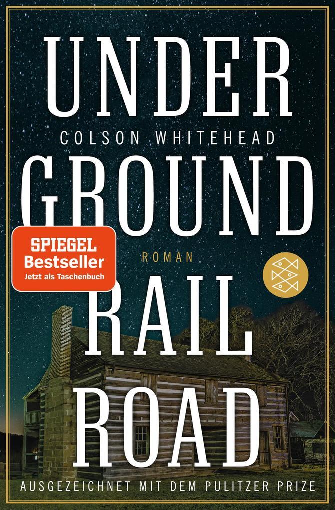 Underground Railroad als Taschenbuch