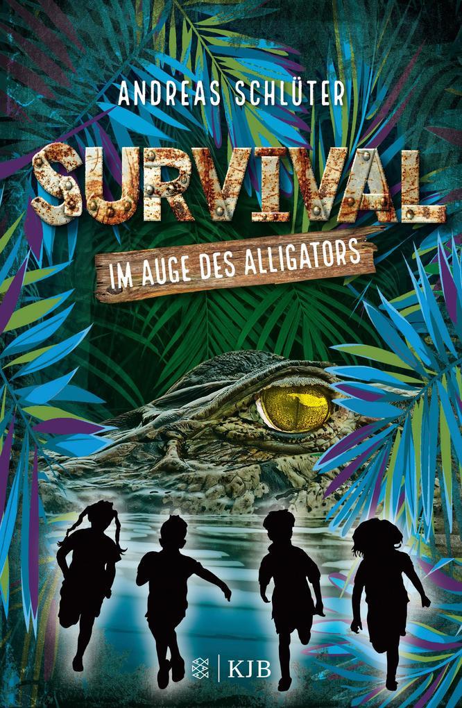 Survival - Im Auge des Alligators als Buch